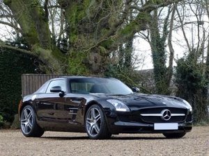 2010 Mercedes-Benz SLS AMG For Sale by Auction