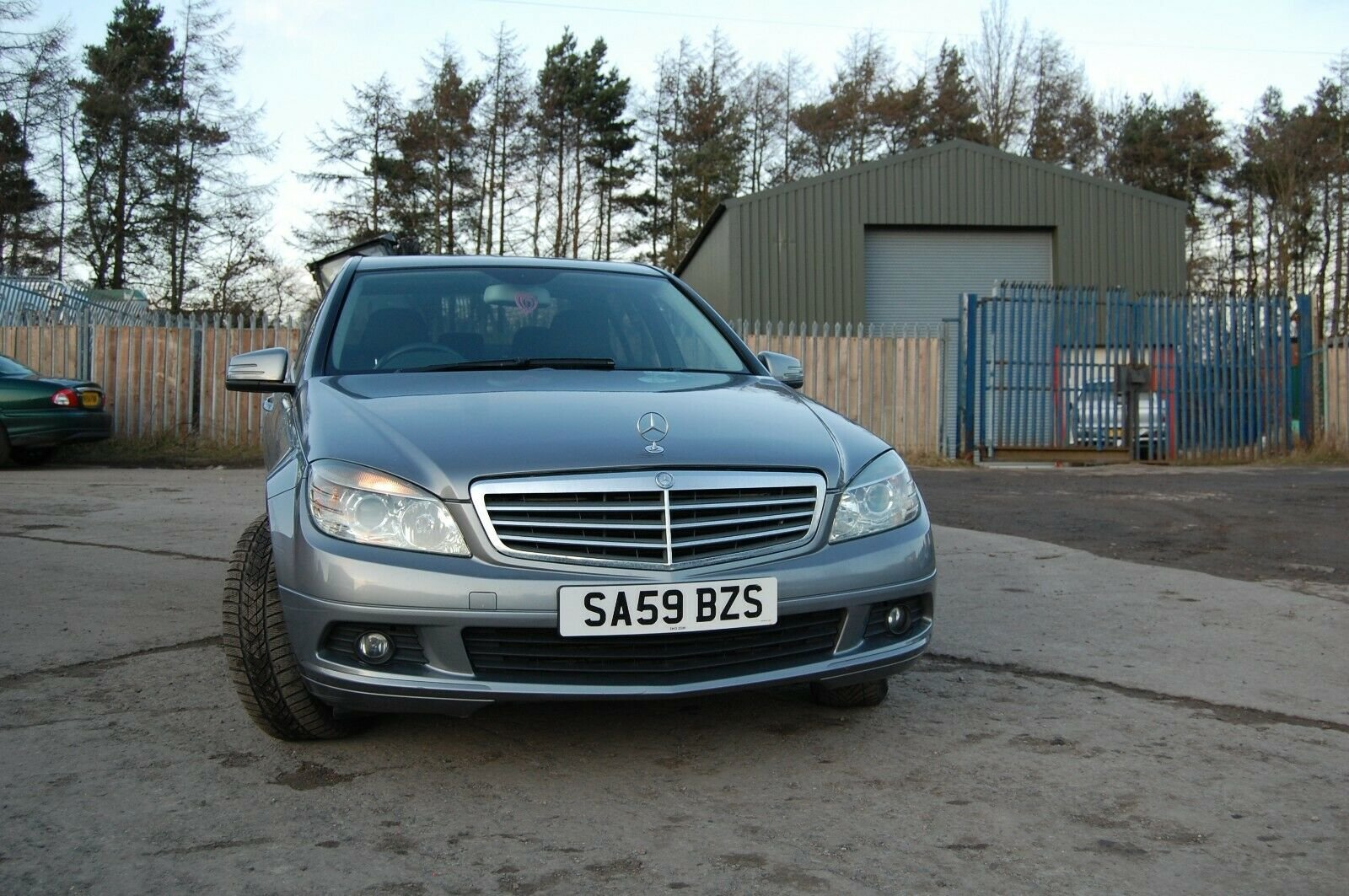 2009 59 PLATE MERCEDES BENZ FSH C250 2.2 BLUE EFFICIENCY For Sale (picture 1 of 6)