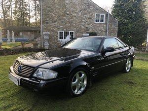 1998 RARE R129 MERCEDES SL500 FACELIFT MODEL 5.0 sl320 sl280 For Sale