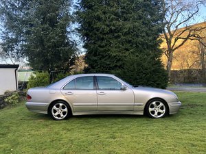 2001 MERCEDES W210 E320 CDI SALOON ONLY 64,000 Miles For Sale