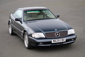 Picture of 1996 MERCEDES SL500 R129 SOLD