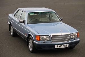 1991 MERCEDES 300SE W126 For Sale