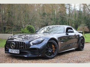 2017 Mercedes-Benz Amg Gt 4.0 V8 BiTurbo R (Premium) SpdS DCT (s/ For Sale