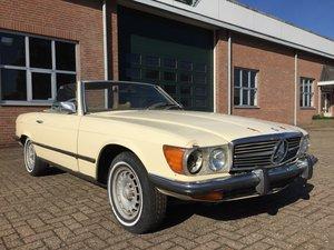 1973 Mercedes 450SL R107 for restoration SOLD