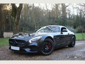 2016 Mercedes-Benz Amg Gt 4.0 V8 BiTurbo S SpdS DCT (s/s) 2dr SPO For Sale