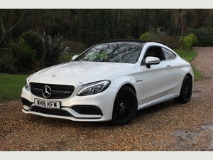 2016 Mercedes-Benz C Class 4.0 C63 V8 BiTurbo AMG (Premium) SpdS  For Sale