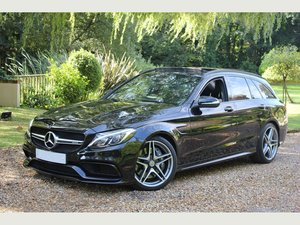 2016 Mercedes-Benz C Class 4.0 C63 V8 BiTurbo AMG SpdS MCT (s/s)  For Sale