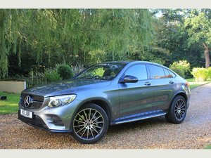 2018 Mercedes-Benz Glc Class 2.1 GLC220d AMG Line (Premium Plus)  For Sale