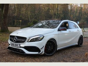 2016 Mercedes-Benz A Class 2.0 A45 AMG (Premium) SpdS DCT 4MATIC  For Sale