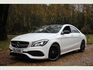 2018 Mercedes-Benz Cla Class 1.6 CLA180 AMG Line 7G-DCT (s/s) 4dr For Sale