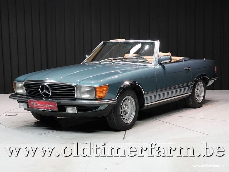 1980 Mercedes-Benz 280SL R107 '80 For Sale (picture 1 of 6)