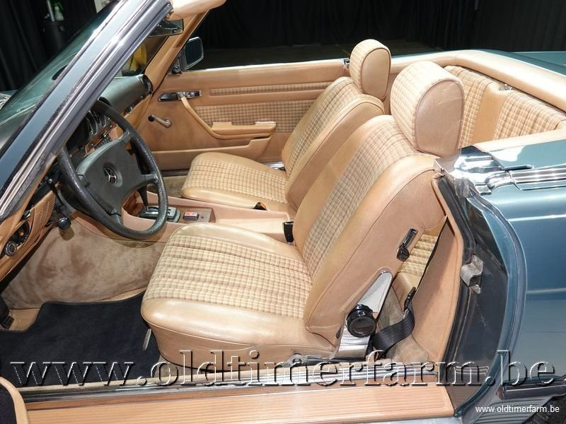 1980 Mercedes-Benz 280SL R107 '80 For Sale (picture 4 of 6)