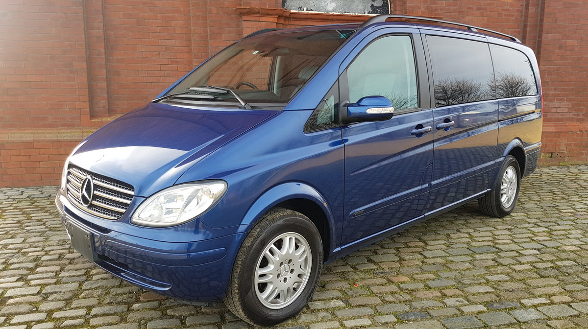 2004  VIANO V320 3.2 AMBIENTE AUTOMATIC * LWB * LONG WHEEL BASE * SOLD (picture 1 of 6)