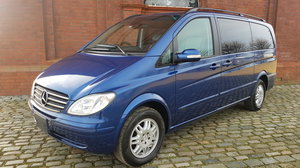 2004  VIANO V320 3.2 AMBIENTE AUTOMATIC * LWB * LONG WHEEL BASE * For Sale