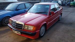 Mercedes 190E - Cosworth Fully restored