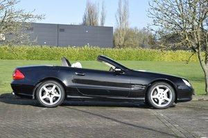 Mercedes sl500 92500 miles 1 owner 2003