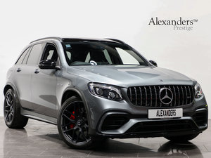 2018 18 68 MERCEDES BENZ GLC 63 S AMG PREMIUM AUTO For Sale