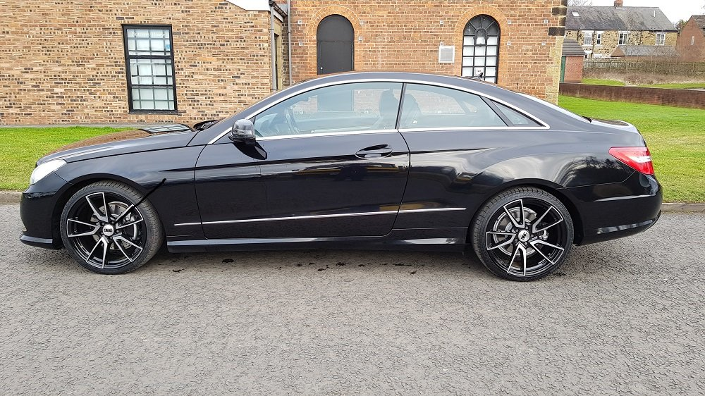 2012 62 E Class E250 2.1 CDI (S/S) BlueEff AMG Sport, 7G Tron For Sale (picture 2 of 6)