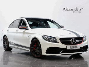 2015 15 15 MERCEDES BENZ C63S EDITION 1 For Sale
