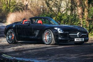 2011 Mercedes-Benz SLS AMG Roadster For Sale