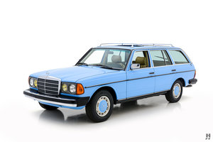 1983 MERCEDES-BENZ 300TD STATION WAGON For Sale