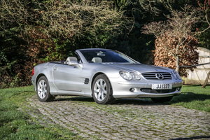 2003 Mercedes Benz SL500 For Sale