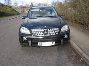 2008 Merceds AMG Brabus ML 420 V8 Twin Turbo Diesel 4X4 For Sale