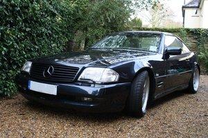 1997 Mercedes SL60