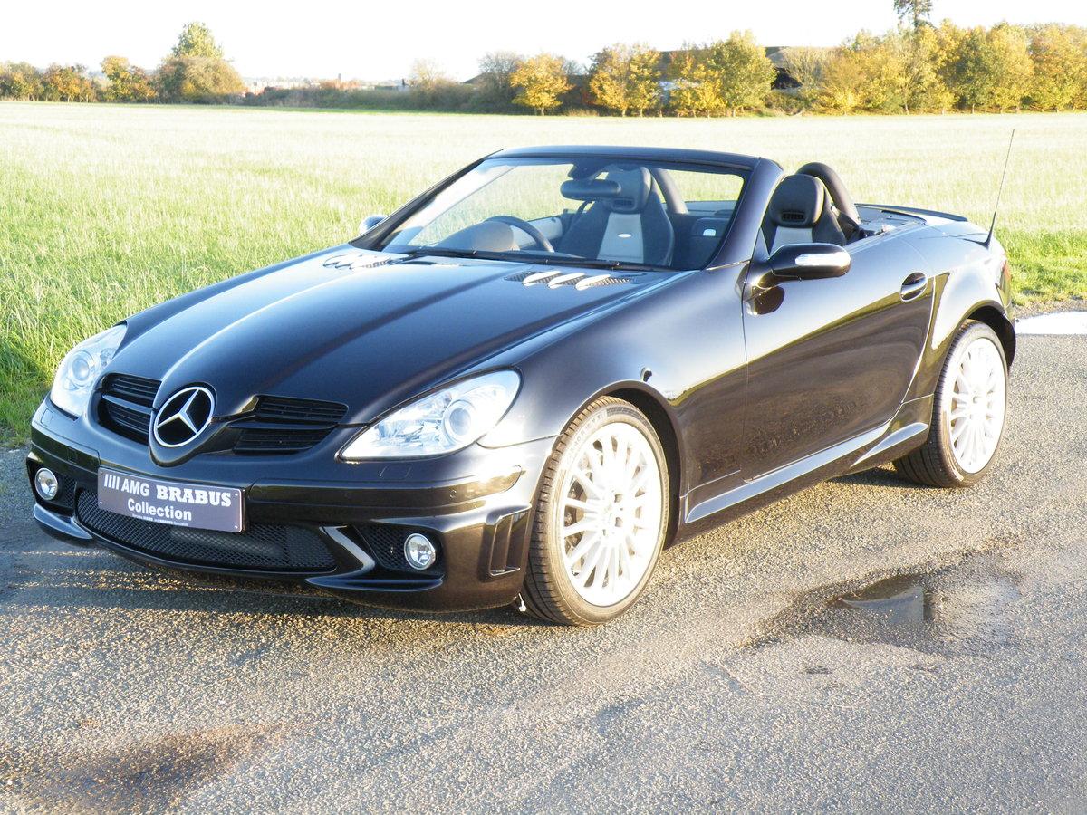 2007 Mercedes AMG SLK 55 For Sale (picture 1 of 6)