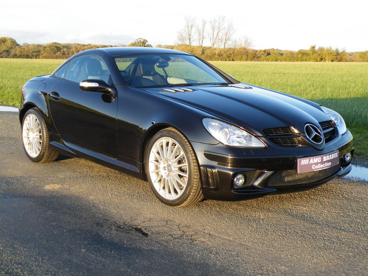 2007 Mercedes AMG SLK 55 For Sale (picture 4 of 6)