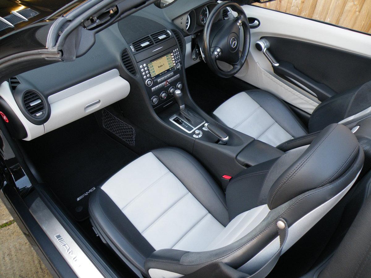 2007 Mercedes AMG SLK 55 For Sale (picture 5 of 6)