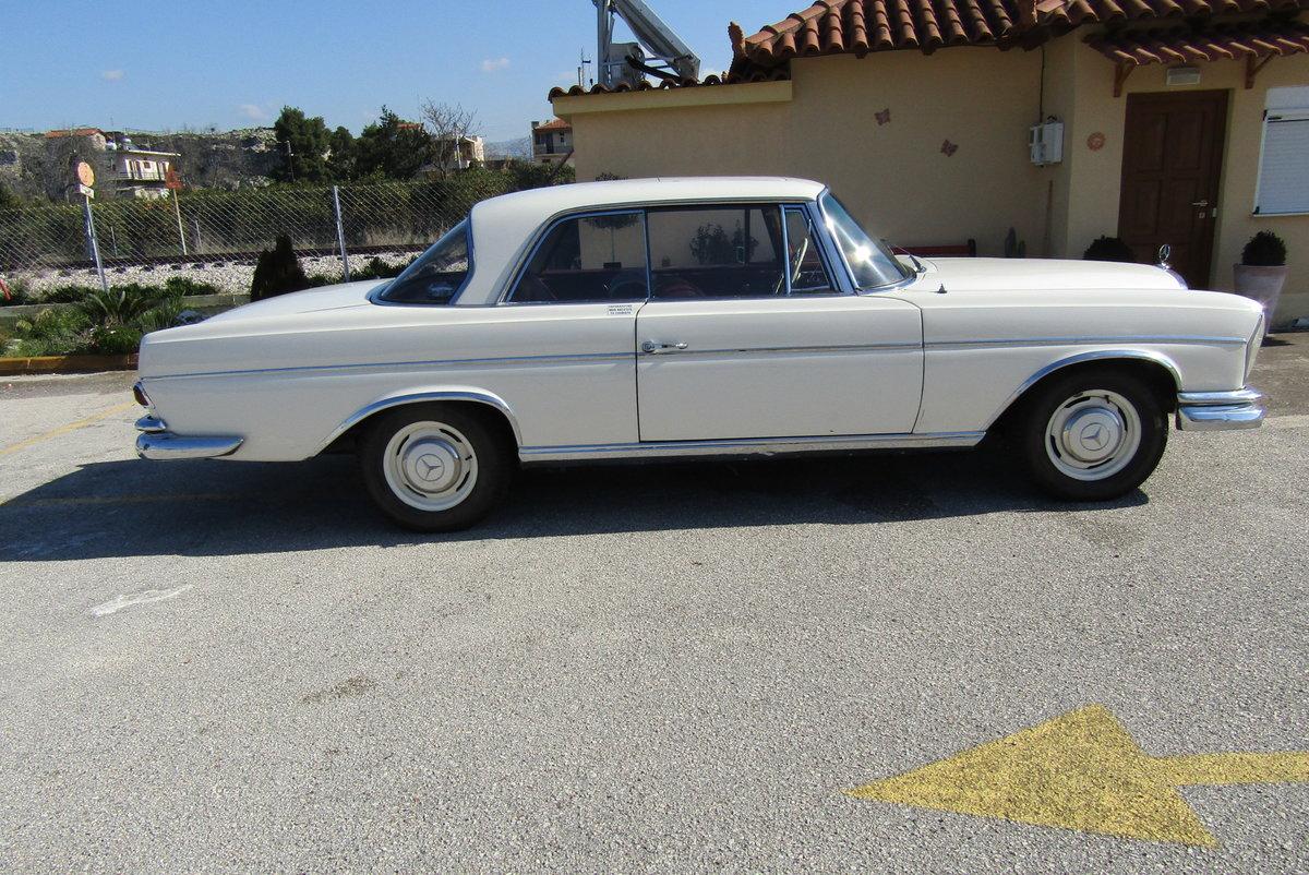 1965 Mercedes 300SE Coupe  auto For Sale (picture 2 of 6)