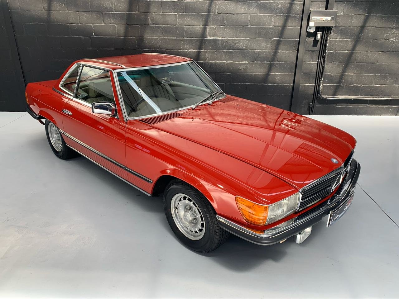 1979 Mercedes-Benz R107 450SL For Sale (picture 1 of 6)