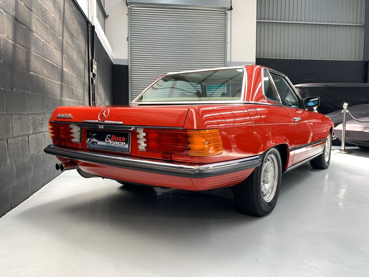 1979 Mercedes-Benz R107 450SL For Sale (picture 6 of 6)
