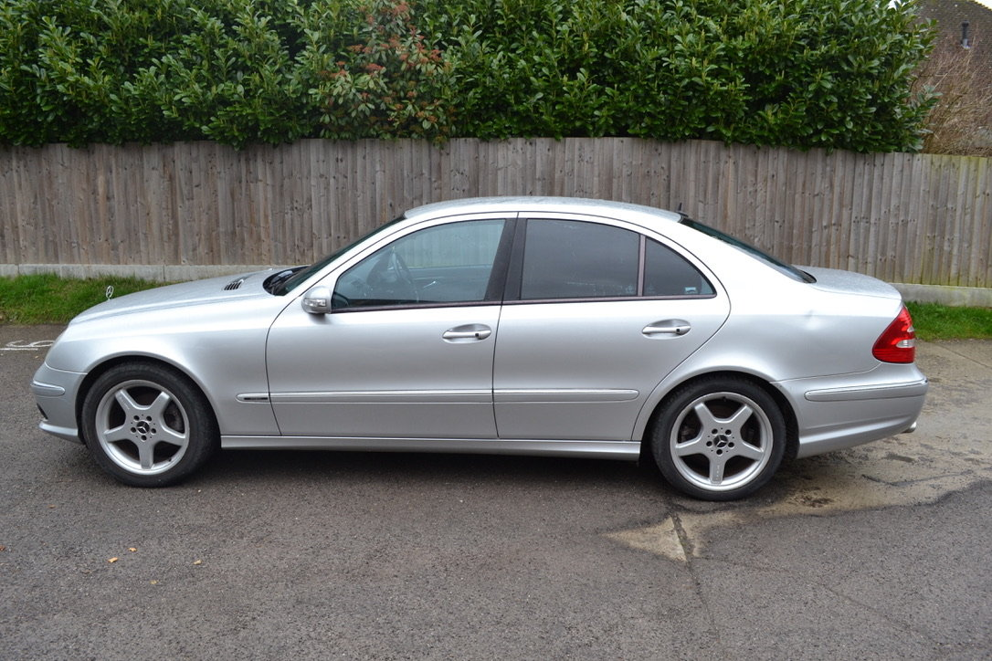 2004 Mercedes E320 For Sale (picture 1 of 6)