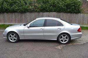2004 Mercedes E320