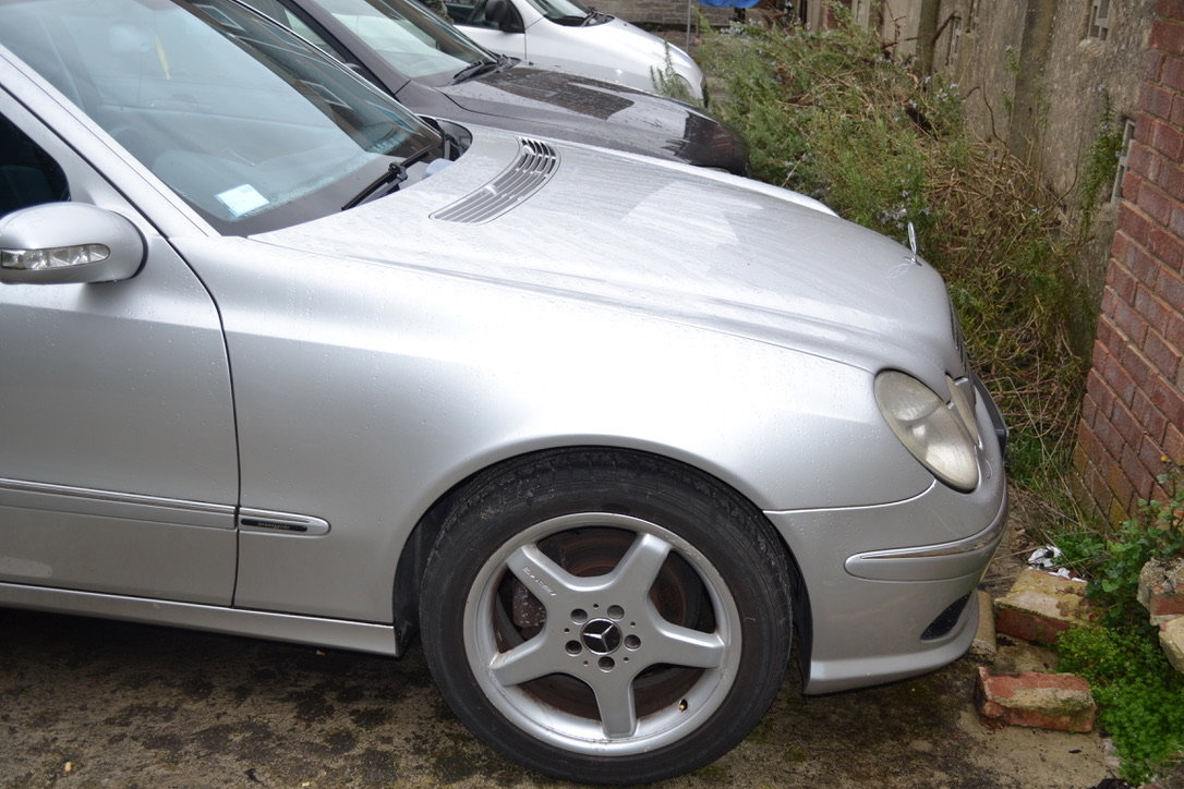 2004 Mercedes E320 For Sale (picture 5 of 6)