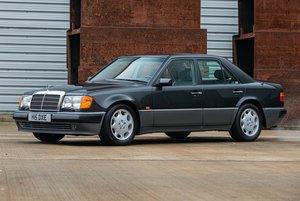 1991 Mercedes-Benz 500E (W124) For Sale