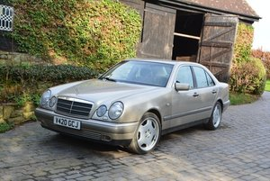 2000 Mercedes-Benz E300 Elegance TD For Sale by Auction