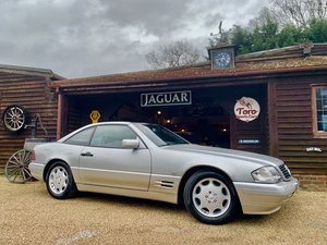 1998 MERCEDES SL500 R129, PANORAMIC ROOF, 55,000 MILES! SOLD