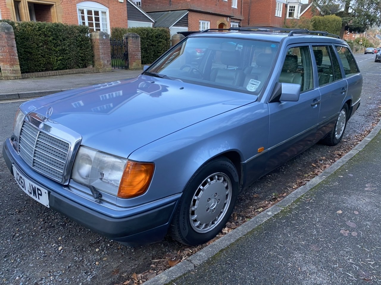 1991 Mercedes 300TE 24v For Sale (picture 1 of 6)