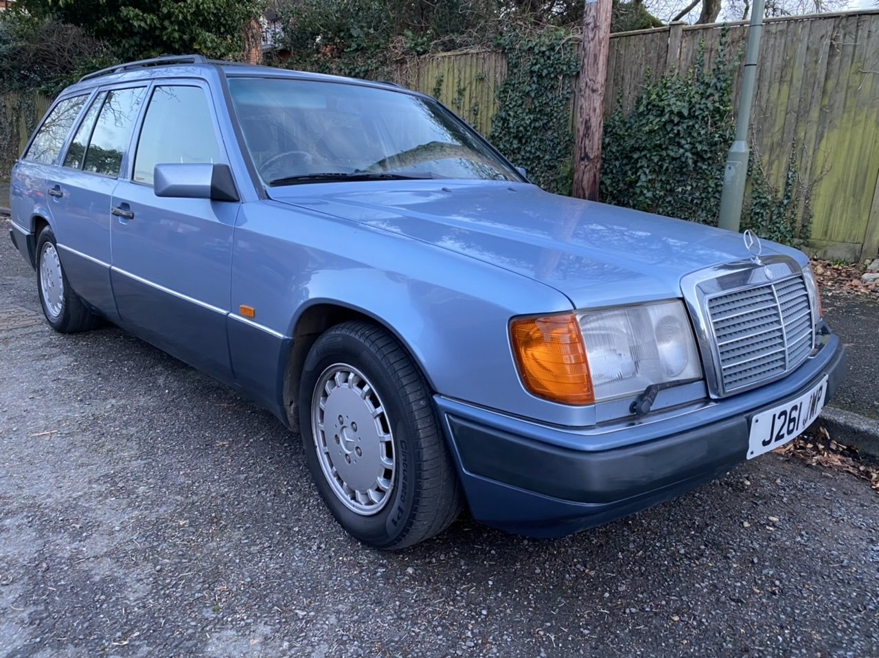 1991 Mercedes 300TE 24v For Sale (picture 2 of 6)