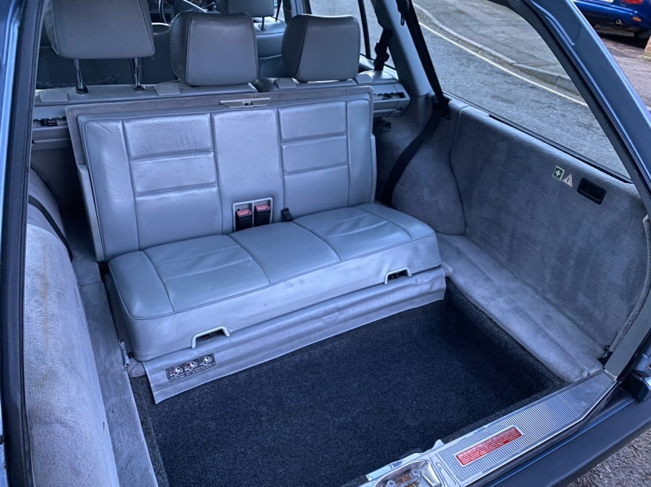 1991 Mercedes 300TE 24v For Sale (picture 5 of 6)
