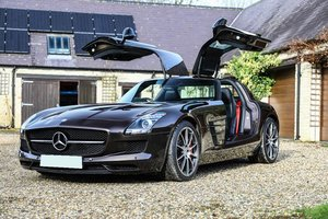 2013 Mercedes-Benz SLS AMG GT - 1 of 9 UK RHD cars  For Sale by Auction