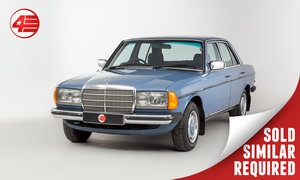 Picture of 1984 Mercedes W123 230E Auto /// Exceptional /// 77k Miles SOLD