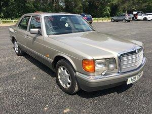 W126 420 SE