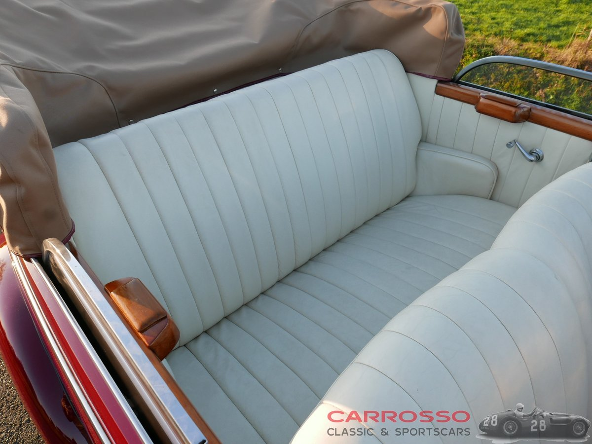 1950 Mercedes Benz 170 S Convertible B in a nice used condition For Sale (picture 6 of 6)