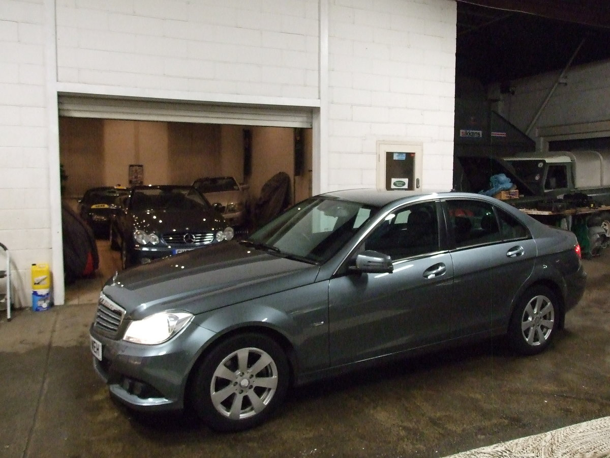 2011 c220 cdi For Sale (picture 1 of 6)