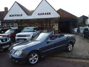 2005 Mercedes 240CLK For Sale