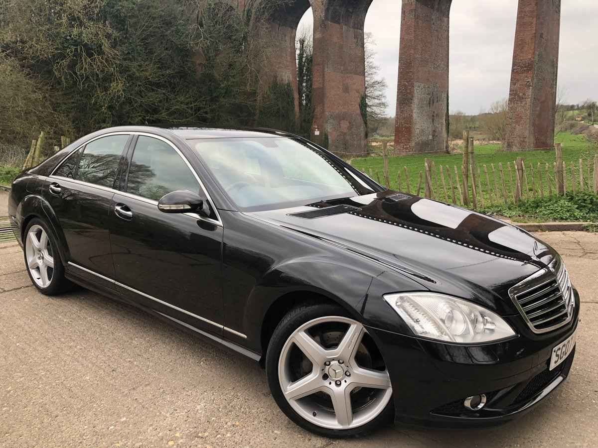 2007 *Now Sold* Mercedes S320 CDi | 118k | AMG Kit | Xenons | For Sale (picture 1 of 6)